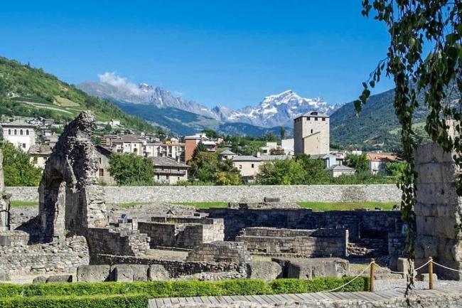 Tour del Piamonte