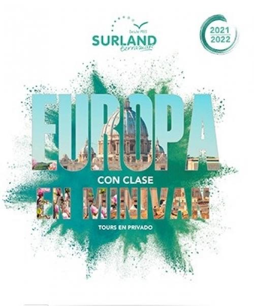 Surland - Folleto Europa con Clase en Minivan