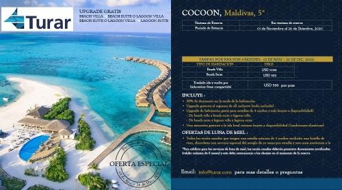 Maldivas: Oferta Especial con Upgrade & Todo Incluido