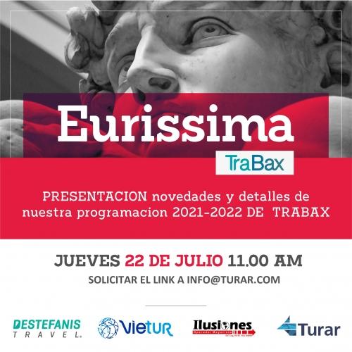 Presentación Trabax y sus Distribuidores oficiales en Argentina