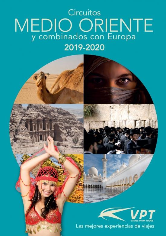 VPT - Tarifario Medio Oriente con Europa 2019-2020