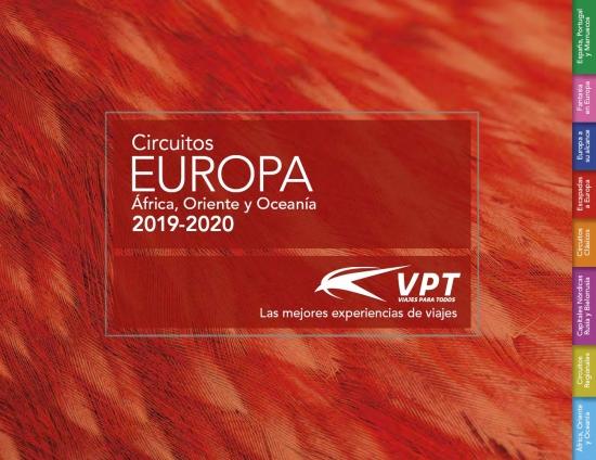 VPT - Tarifario Europeo Parte I