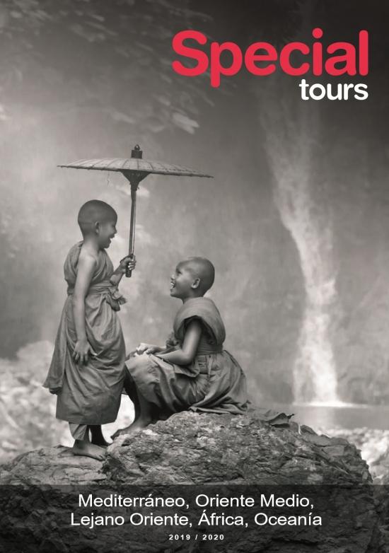 Special Tours - Tarifario Oriente - Africa 2019/2020