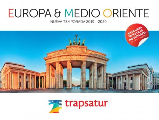 Trapsatur - Tarifario Europa y Medio Oriente 2019/2020