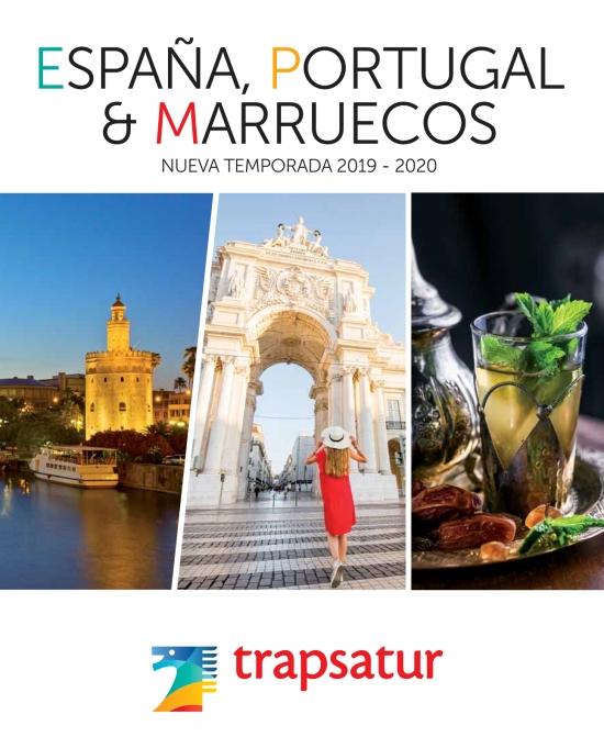 Trapsatur - Tarifario España-Portugal y Marruecos 2019/2020