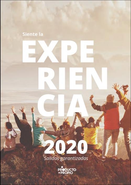 PRODUCTO PROPIO - TARIFARIO 2020