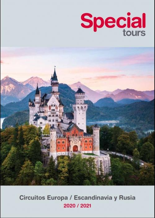 SPECIAL TOURS- TARIFARIO EUROPA 2020-2021