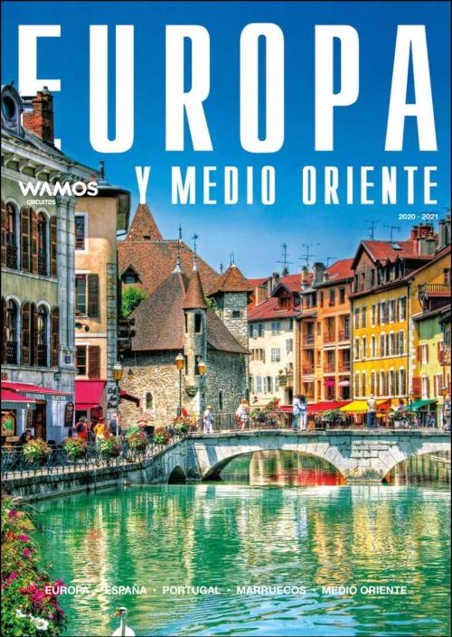 WAMOS EUROPA Y MEDIO ORIENTE - TARIFARIO 2020-2021