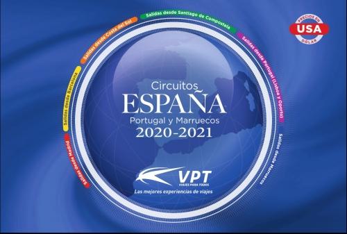 VPT ESPAÑA/PORTUGAL/MARRUECOS - TARIFARIO 2020-2021