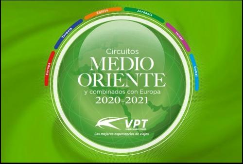 VPT CIRCUITOS MEDIO ORIENTE - TARIFARIO 2020-2021
