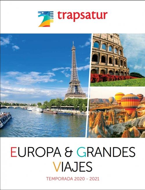 TRAPSATUR EUROPA Y GRANDES VIAJES- TARIFARIO 2020-2021